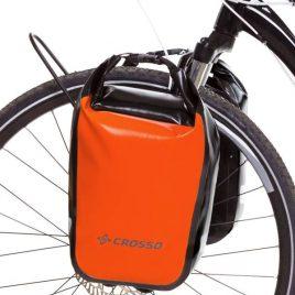 Crosso sakwa rowerowa dry bag small 30 litrów bielsko co1010-a