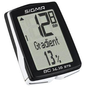 SIGMA Licznik bezprzewodowy BC 14.16 STS Licznik 14 funkcyjny.