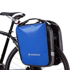 CROSSO DRY BIG 60l Sakwy rowerowe