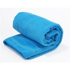 ręcznik frotte szybkoschnący niebieski rozmiar