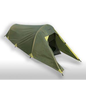 Namioty campingowe na motor i rower. Małe lekkie i zajmujące malutko miejsca w kufrach.