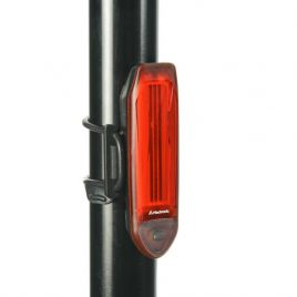 Mactronic red line usb lampki rowerowe