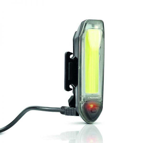 Lampka rowerowa przednia WHITE LINE USB mactronic