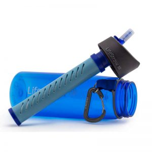 Lifestraw bidon go blue