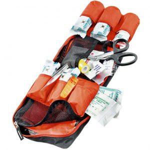 DEUTER Apteczka turystyczna first aid kit pro open