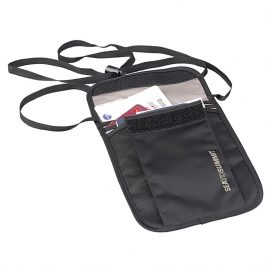 Sea to Summit NECK POUCH black