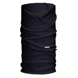 H.A.D. ORGINALS SOLID COLOURS Chusta komin wielofunkcyjna black