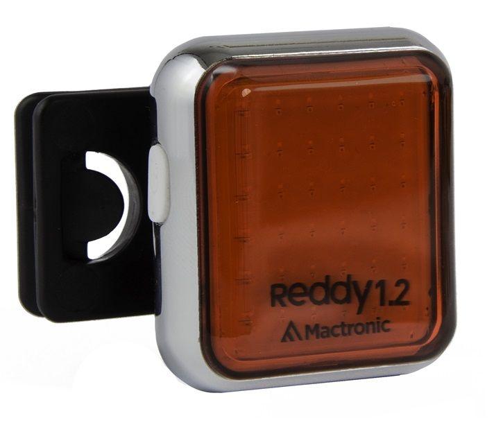MACTRONIC REDDY 1.2 – Tylna lampa rowerowa 60 lm 1