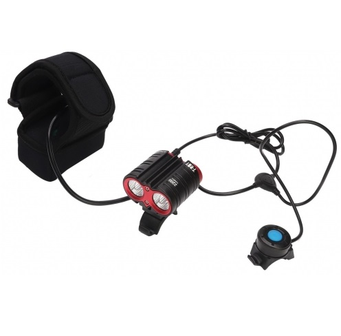 MACTRONIC T-ROY - Lampa rowerowa przednia 2200lm 1