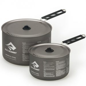 SEA TO SUMMIT ALPHA POT SET 2.0