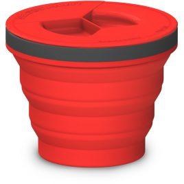 SEA TO SUMMIT X-SEAL & GO - Pojemnik na żywność czerwony