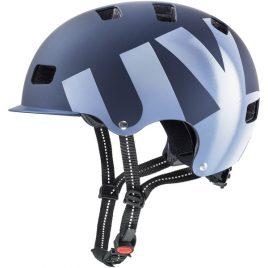 UVEX HLMT 5 PRO - Kask rowerowy granatowy