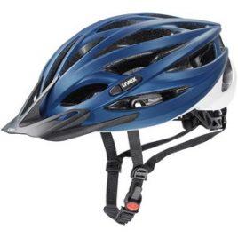 UVEX OVERSIZE - Kask rowerowy 61-65cm - niebieski