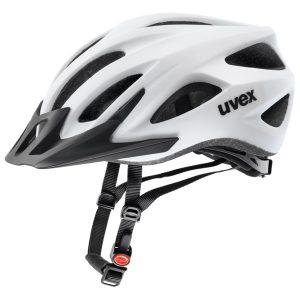 UVEX VIVA 2 - Kask rowerowy matowy biały mat