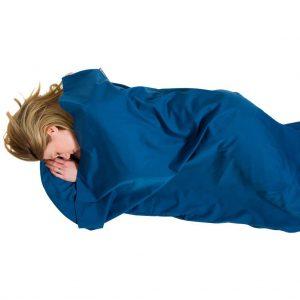 LIFEVENTURE POLYCOTTON SLEEPING BAG LINER - Wkładka 1