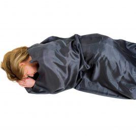 LIFEVENTURE SILK SLEEPING BAG LINER - Wkładka jedwabna 1