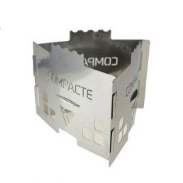 COMPACTE CM01TR- Kuchenka ze stali nierdzewnej