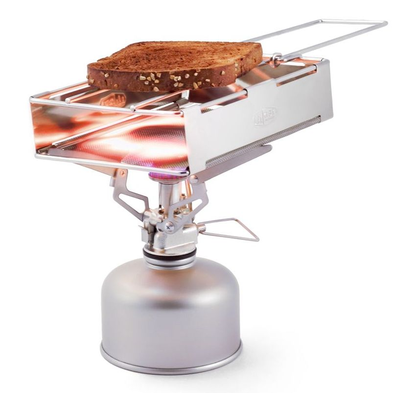 GSI OUTDOORS GLACIER STAINLESS TOASTER – Turystyczny toster 3