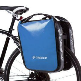 CROSSO DRY BIG 60l ADVENTURE- Sakwy rowerowe na tył